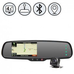 RVS System RVS-776718-NAVBT G-Series Backup Camera With Navigation