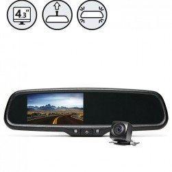 RVS System RVS-776718 G-Series Backup Camera System