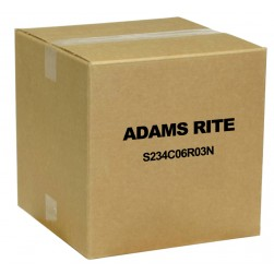 Adams Rite S234C06R03N Screw Truss Head with NY Lock Patch 6-32 X 3/16, Phillips, Stainless Steel
