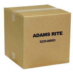 Adams Rite S235-06R03 Screw Flat Head U/C Phillips, 6-32 X 3/16