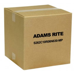 Adams Rite S262C10R06N630-MP Flat Head Screw #10 x 3/8 Phillips NF Steel, Multi-Pack