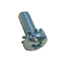 Adams Rite S292-10R10-603-MP Round Pack Self Tapping Screw #10 x 5/8, Multi-Pack