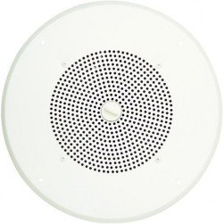 Bogen S86T725PG8UBRVK Ceiling Speaker Volume Knob Bright White Grille