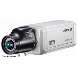Samsung Security SCB-1000 530TVL Electronic Day/Night Box Camera