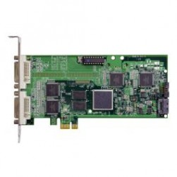 NUUO SCB-6016S 16CH H.264 PCI-E Video Capture Card, 120fps