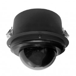 Pelco SD429-F-E1-X 540 TVL Analog Outdoor Clear PTZ Camera, 29X Lens