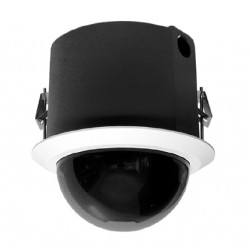 Pelco SD429-F1-X 540 TVL Analog Indoor Clear PTZ Camera, 29X Lens
