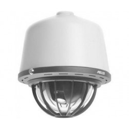Pelco SD429-HP0 Heavy Duty Smoked Pendant PTZ Camera, 29x