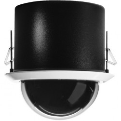 Pelco SD436-F0 Spectra IV SE 36x In-Ceiling Day/Night Indoor Dome Camera, NTSC, Black