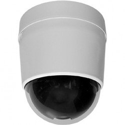 Pelco SD429-SMW-1 Spectra IV SE 29x Indoor Dome Camera System, White, NTSC