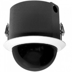 Pelco SD436-F1-X Spectra IV SE 36x In-Ceiling PTZ, Clear