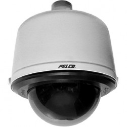 Pelco SD436-PG-1 Spectra IV SE 36X Integrated Dome Camera System, Clear Bubble, Gray, NTSC