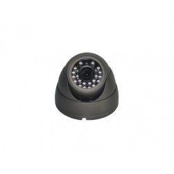 Cantek SH-ES501R25 1080p HD CCTV IR Weatherproof Eyeball Type Camera, 4.3mm