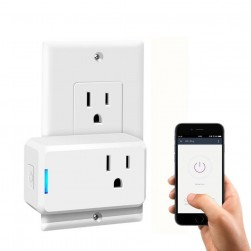 Viewise SH-WPM11 Wi-Fi Mini Smart Plug Works with Alexa for Voice Control Save Energy and Reduce Electric Bill