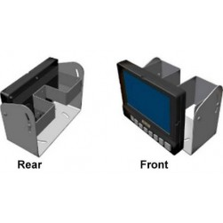 "Weldex WDRV-7CRTLCD Adaptor Mounting Bracket For 7"" LCD Monitor"