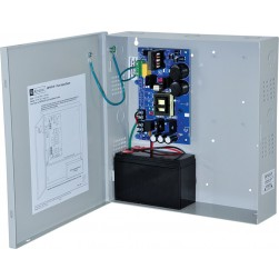 Altronix SMP10C12X Power Supply Charger, Single Output, BC300 Enclosure