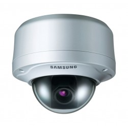 Samsung Security SNC-B5399 H.264 WDR, Anti-vandal, Vari-focal Network Dome Camera with Heater & Blower