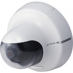 Sony SNC-M3W MPEG-4 Indoor Network Dome Camera, 3.9-9.4mm Lens
