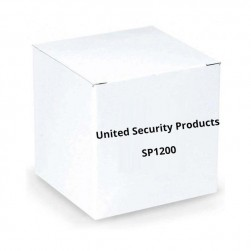 """United Security Products SP1200 Wide Gap Miniature Surface Contact with 24"""" Wire Leads - CC"""