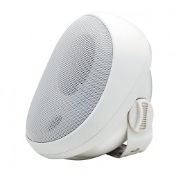 "Speco SP4AWETW All-Weather Elite Series 4"" White Speaker with Transformer"