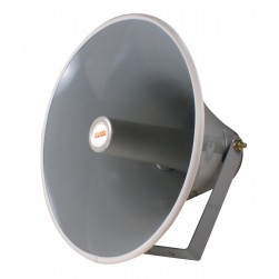 "Speco SPC30 15"" Weather-Resistant Aluminum Speaker Horn - 8 Ohms"