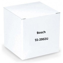 Bosch SS-2002U Dual Channel Speaker Station with U-Box Enclosure