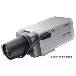 Sony SSC-DC593-N Fixed Color Camera with Wide-D, Day/Night and 480 TVL