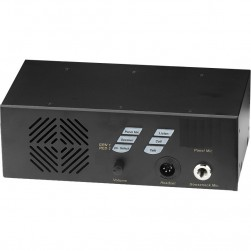 Bosch SS-2002RM Dual Channel Speaker Station with RM Desktop or Rackmount Enclosure