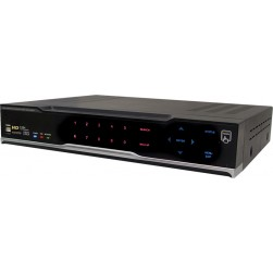CCTVSTAR SSA-0424HDS/2TB 4Ch 1080p HD-SDI Real-Time DVR, 2TB