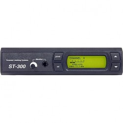 Bosch ST-300 VHF Wireless Personal Listening System Transmitter