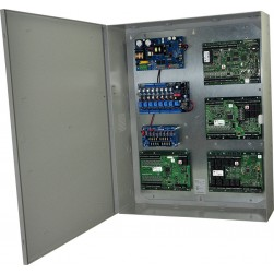 Altronix T2MK3F8 Access and Power Integration - Kit Includes Trove2 Enclosure with TM2 Backplane, Fuse