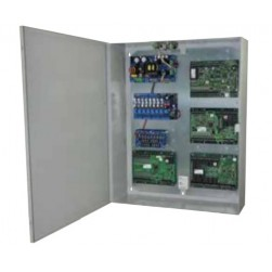 Altronix T2MK75F16Q Access and Power Integration, Kit Includes Trove2 Enclosure with TM2 Backplane and TMV2 Door Backplane