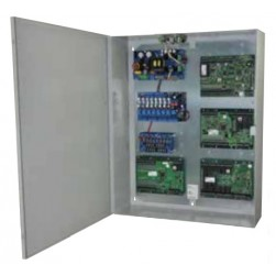 Altronix T2MK77F16 Access and Power Integration, Kit Includes Trove2 Enclosure with TM2 Backplane and TMV2 Door Backplane