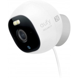 Eufy T8441Z21 Security Outdoor Cam 2k Spotlight Wired - White