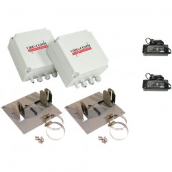VideoComm TCO-2409XT3 2.4GHz All-Weather 9-Ch Transmitter & Receiver
