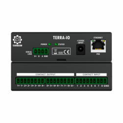 Bogen TERRA-8IO 8 Control Contacts Input and 8 Relay Output Interface