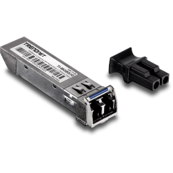 TRENDnet TI-MGBS10 1000Base-LX Industrial SFP Single-Mode LC Module