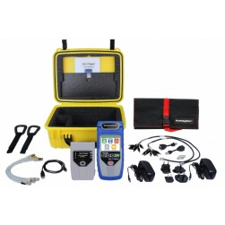 Platinum Tools TNC950DX Net Chaser Deluxe Kit and Network Accessory Kit in Hard Protective Case