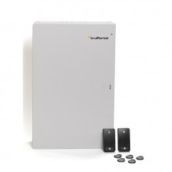 Interlogix TP-SYS-2D2R-M TruPortal Access Control 2-Door Base System