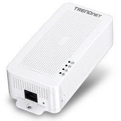 TRENDnet TPL-331EP Powerline 200 AV PoE+ Adapter
