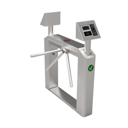 ZKAccess TS2133 Biometric Fixed Arm Tripod Turnstile