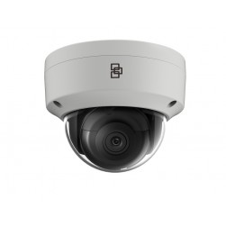 Interlogix TVD-5501 TruVision Series 3 Megapixel Network IR Outdoor Dome Camera, 2.8mm Lens