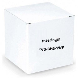 Interlogix TVD-BHS-1WP TruVision IP Wedge Bubble & Housing Spare