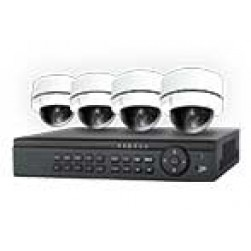 TVI Pro 4 Camera Professional Grade Video Surveillance System