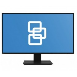 "Interlogix TVM-2402 LED 24"" Class Full HD Monitor, HDMI/VGA/BNC"
