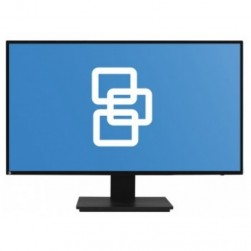 "Interlogix TVM-2702 LED 27"" Class Full HD Monitor, HDMI/VGA/BNC"