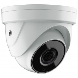 Interlogix TVT-2402 3MP TruVision 2.8-12mm HD-TVI Analog Turret Camera