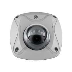 Interlogix TVW-5305 TruVision 4MPx Fixed Lens IR Wedge Camera - Gray
