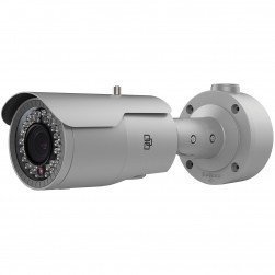 Interlogix TVB-2408 3MP 2.8-12mm TruVision HD-TVI Analog Bullet Camera