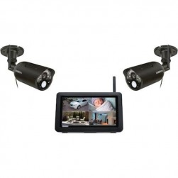 Uniden UDR744 7-inch Touchscreen LCD 2 Camera System